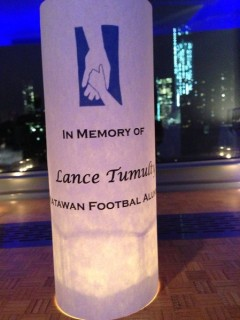 Lance Tumulty Remembered-Matawan Football Alumni Foundation